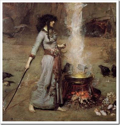 Ceridwen e o caldeiro máxico