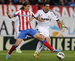 Hasil Atletico Madrid vs Real Madrid