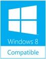 Windows 8 Compatible