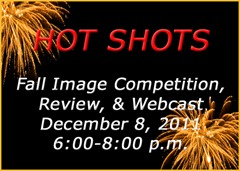 Hot Shots Fall Logo