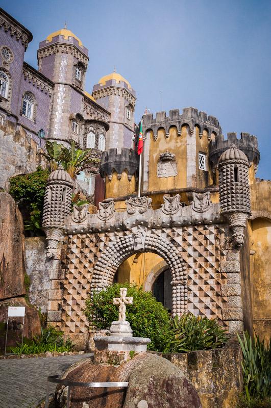 DSC 4067 Дворец Пена   летняя резиденция португальских монархов