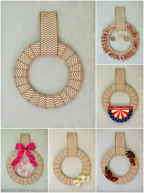 All Year Round Wreath
