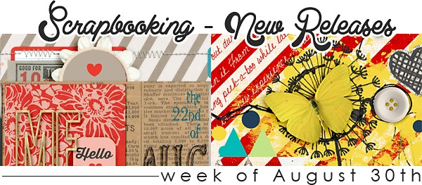 scrapbooking new releases 0830 - life as their mom