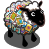 Stamp Sheep