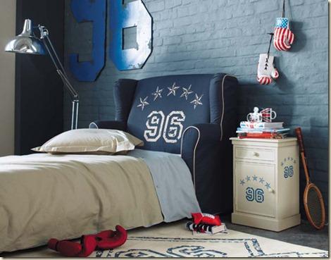 decoración de dormitorios juveniles-t