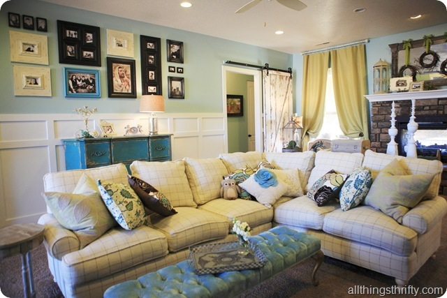 Popular paint colors from projects - Decorative things for living room ...