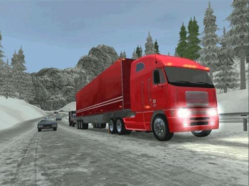 Juegos de Camiones americanos