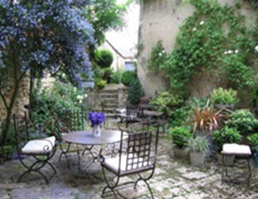 Comptoir du porche_jardin