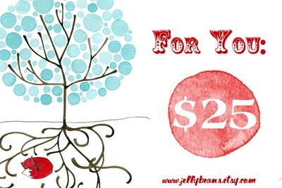 gift certificate 25 copy