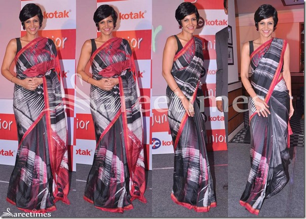 Mandira_Bedi_Black_Saree