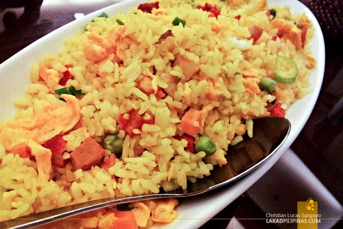 Yang Chow Fried Rice at President Tea House SM North Edsa