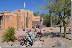 The Last Outpost on the Tucson Trail