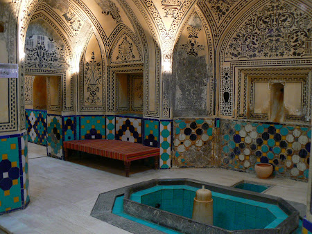 Kashan: traditional Persian Hammam
