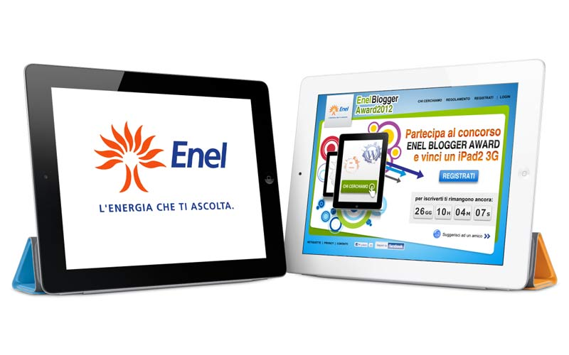 EnelBlogger Award 2012