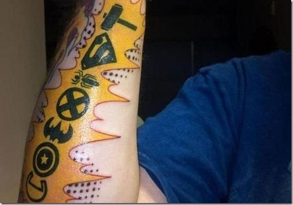 Tatuagens Extraordinárias (7)