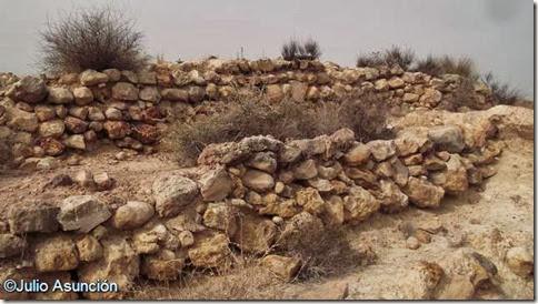 Caramoro - poblado Edad del Bronce - Elche