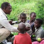 3. Richard Bwayo Katami & children.JPG
