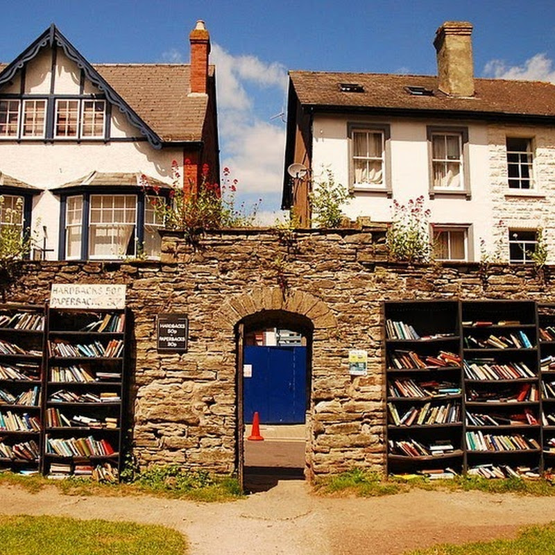 Hay-on-Wye: The Town of Books