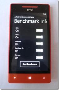 HTC 8S-antutu benchmark