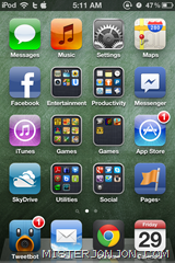 Google Chrome for iOS iPhone iPod touch iPad 2