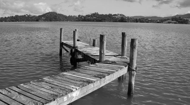 Dock at Coro Wharf  crop