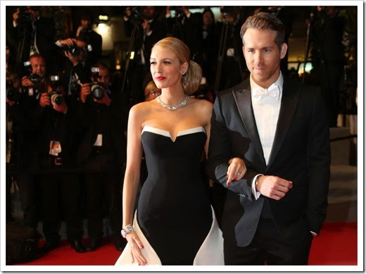 blake lively e ryan reynolds cannes 14