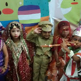 Fancy Dress Competition @ Swarnapuri Branch
