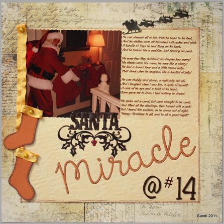 4 Miracle at #14