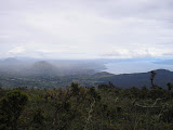 Excellent view of Lake Toba from the higher slopes of Sibuatan (Daniel Quinn, August 2011)