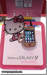 Samsung Galaxy Y Hello Kitty  181