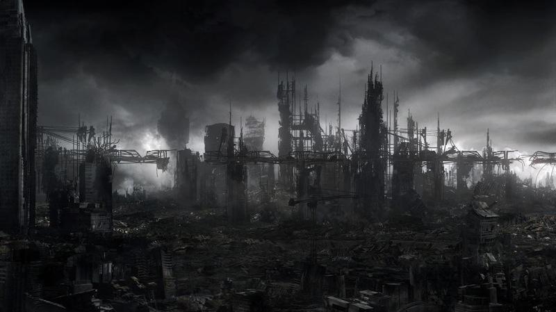 Sci fi post apocalyptic 36436