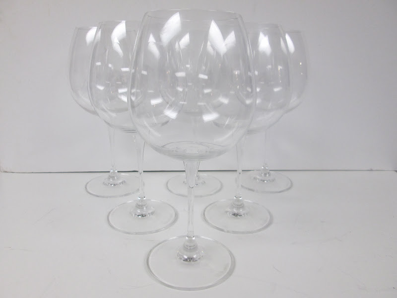 Waterford Goblet Set