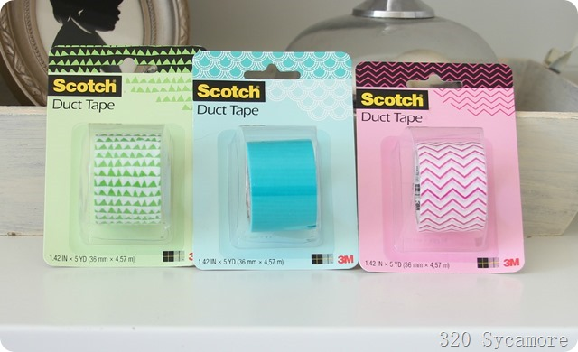 duct tape dollar tree