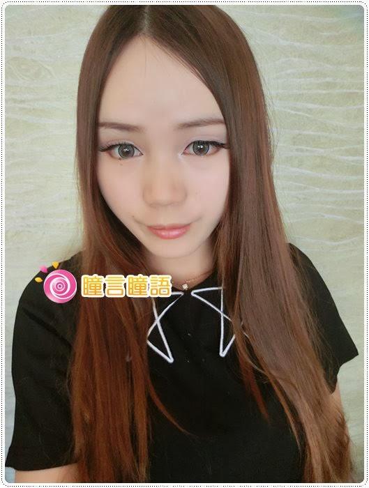 日本EOS隱形眼鏡-淚花銀灰9