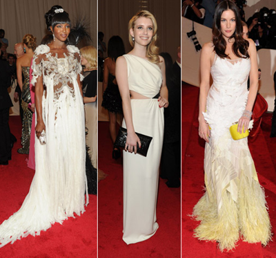 Fashion MET Costume InStitute Gala