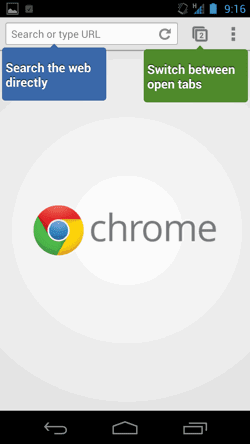 Chrome Beta Android 4-05