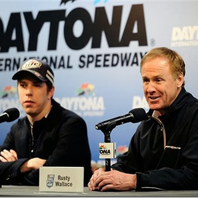Nostalgia at Daytona: Wallace back in the driver's seat, No. 3 back in Cup