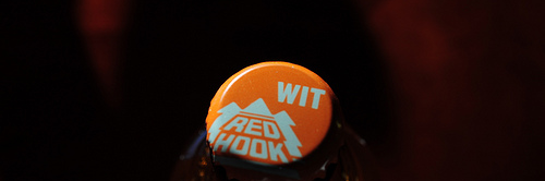 image of Redhook Ales' Wit courtesy of our Flickr page and the brewery