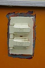 plugs caulking rmoved
