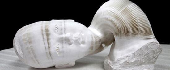 Esculturas papel Li Hongbo (3)