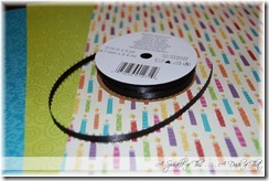 Birthday Board Supplies 2 {A Sprinkle of This . . . . A Dash of That}