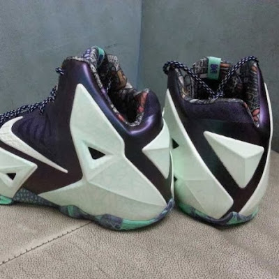 nike lebron 11 gs allstar 1 04 Another Look at All Star LeBron 11. This time in Kids sizes.