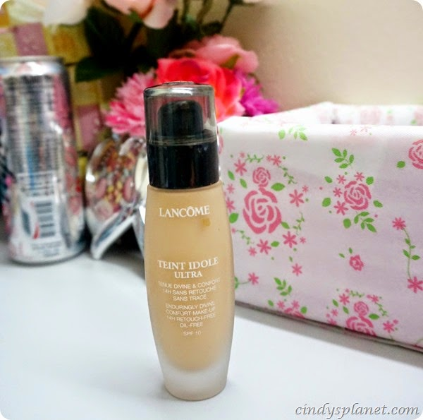 Lancome Teint Idole Ultra Foundation review
