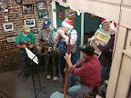 Christmas carols in Cumberland Gap