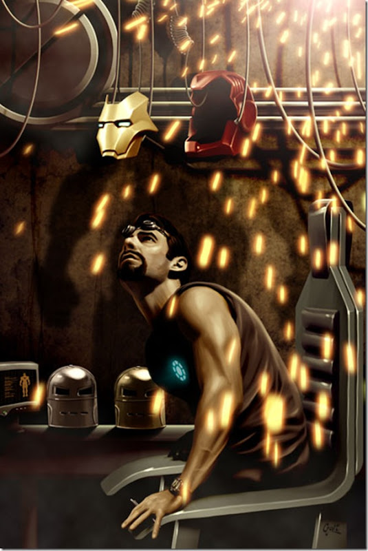 Iron man ,Anthony Edward ,Tony Stark (85)