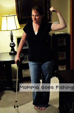 Momma-Goes-Fishing