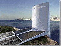 tower solar city