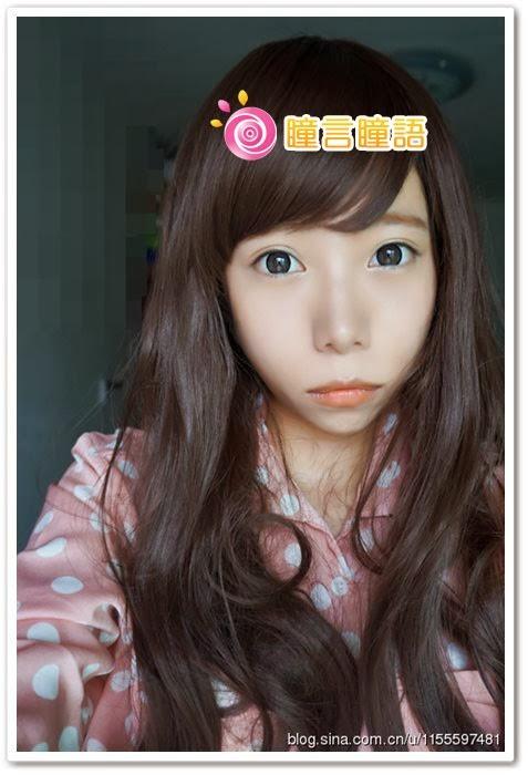 日本ROYAL VISION隱形眼鏡-Choco lat銀灰12