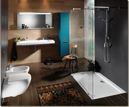 muebles para baños modernos--