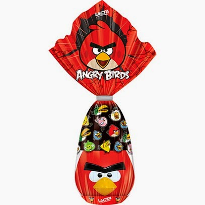 Ovo de Páscoa Angry Birds